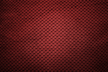 Luxury red texture with button