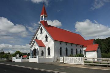 catholic church in Puhoi