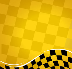 vector checkered racing background. EPS10