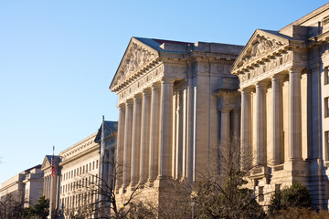 Andrew Mellon Auditorium in Washington DC.