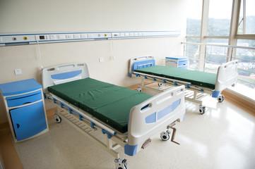empty hospital room