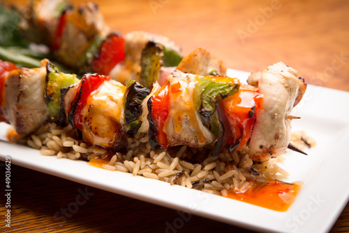 Chicken Shisk kebab