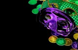 Fototapety Mardi Gras masks