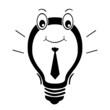 Executive Idea Bulb