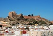 Town and castle, Almeria, Spain © Arena Photo UK
