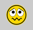 Worried - SMILEY FACE