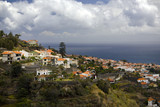 Funchal city on Madeira island, Portugal