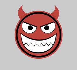 Devil - SMILEY FACE