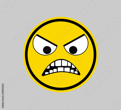 Angry Smiley Face Images Angry Smiley Face
