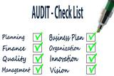AUDIT - Check List