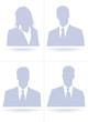A collection set of default avatar profile picture - 49041000