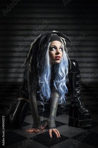 Gothic Latex Cyber
