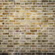 Square brick wall texture