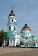 Holy Ascension Church, Izyum Ukraine