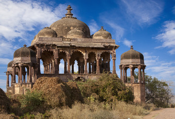 Fort in Ranthambore National Park,  Rajasthan,