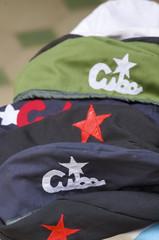 hats of the Cuban revolution