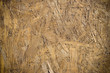 OSB Chipboard textured background