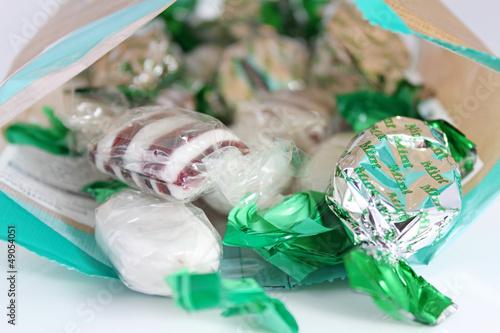tüte mit bonbons