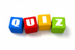 Quiz Colored Cubes