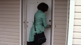 Locking Front Door and Leaving