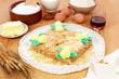 Torta millefoglie - Puff pastry cake