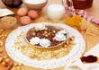 Torta alla nocciole - Cake with hazelnuts
