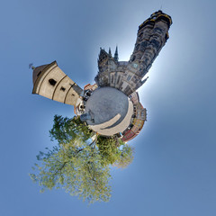 Mini planet square kosice