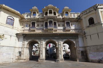 Bagore-ki-Haveli, Udaipur, Rajasthan.