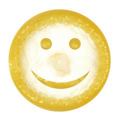 Condom smile