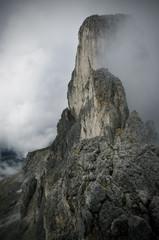 Wolken im Hochgebirge