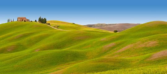 Tuscany, beautiful landcape