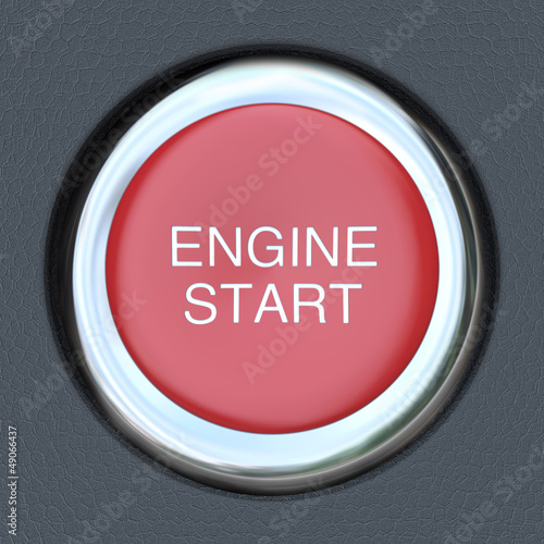 Engine Start - Car Push Button Starter