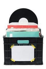 Vinyl Lps Box