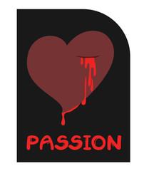 Passion emblem