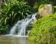 Fototapeten,erstaunlich,schöner,cascade,sauber