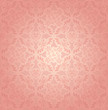 Decorative pink ornament
