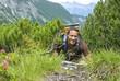gute Laune beim Wandern