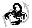 Scorpio zodiac horoscope astrology sign
