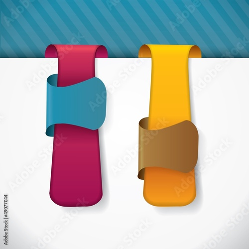 Labels - vector