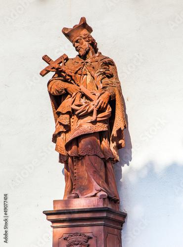 Statue of Saint John made of Sandstone