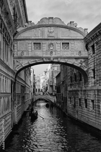 Poster Bridge of Sighs