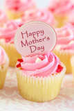 Happy Mother's Day Cupcake