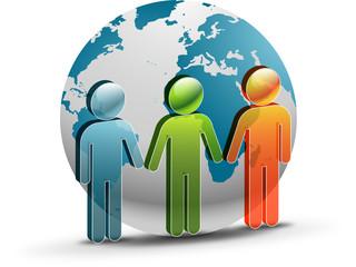 Vector global network team