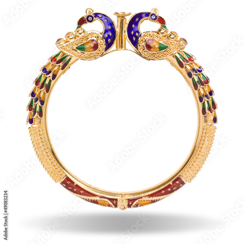 traditional handmade bridal jewelry, Rajasthan,India