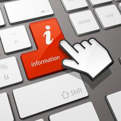 clavier information