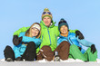 Wintersportvergnügen