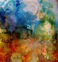 aquarell textur abstrakt