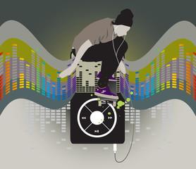 music_skateboad
