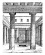 Roman Architecture : a House in Pompei