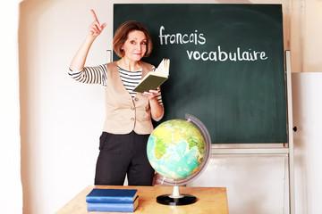 Französisch Lehrerin